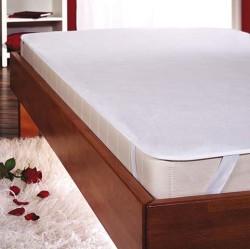 - Sıvı Geçirmez Yatak Koruyucu Alez Beyaz