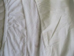 Sıvı Geçirmez Penye Lastikli Çarşaf - Thumbnail
